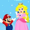 Mario and Princess Peach Dress Up